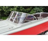 Стекло на лодку Амур с рамкой
