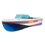 Стекло для лодки Амур