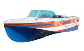 Стекло для лодки Амур (5)