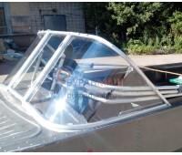Стекло на лодку Казанка-1 (Южанка) с рамкой