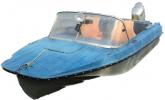 Стекло для лодки Казанка (13)