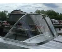 Стекло на лодку Казанка 5м2, 5м3, 5м4 без калитки