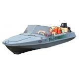 Стекло для лодки Обь М