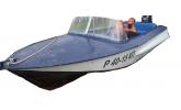 Стекло для лодки Обь (11)