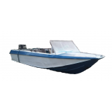 Стекло для лодки Ока 4