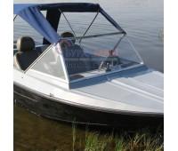 Стекло на лодку Крым заводские размеры