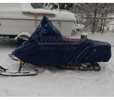 Чехол на снегоход Тикси стояночный