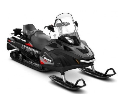 Стекло для снегохода BRP Ski-Doo Skandic WT 600 HOETEC 2012-2014 г.