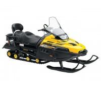 Стекло для снегохода BRP Ski-Doo Skandic WT 550F 2008-2011 г.