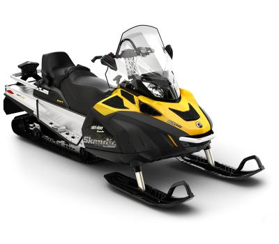 Стекло для снегохода BRP Ski-Doo Tundra WT/LT 550 RER 2014-2016 г.