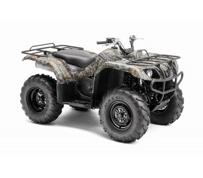 Cтекло на квадроцикл Yamaha Grizzly 550