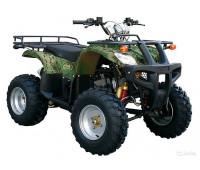 Стекло на квадроцикл ABM Apache 150/200