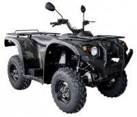 Стекло на квадроцикл ABM Apache 300/400