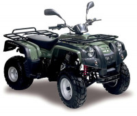 Cтекло на квадроцикл Adly ATV 150