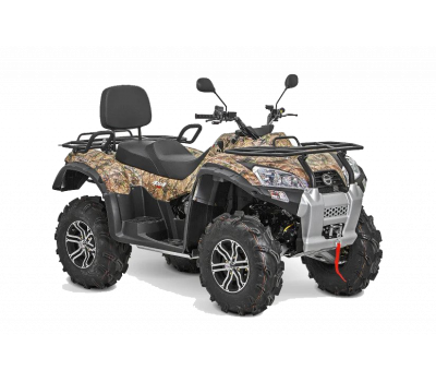 Стекло на квадроцикл  Baltmotors ATV 700