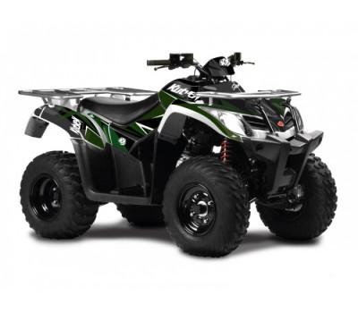 Стекло на квадроцикл Kymco MXU 400/500