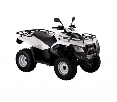 Стекло на квадроцикл Kymco MXU 250/300