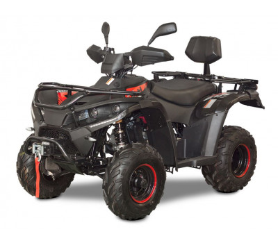Стекло на квадроцикл  Linhai ATV 200