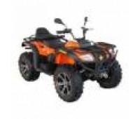 Стекло на квадроцикл Polar Fox ATV 500
