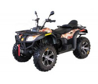 Стекло на квадроцикл Polar Fox ATV 700