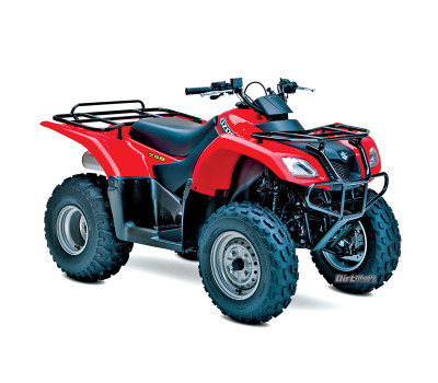 Стекло на квадроцикл Suzuki ATV 250