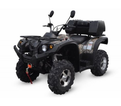 Стекло на квадроцикл Wels ATV 400