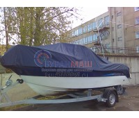 Тент транспортировочный на лодку Арктур 560