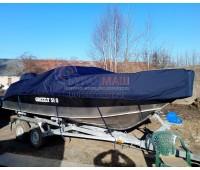 Тент транспортировочный на лодку Grizzly 580 (Гризли 580)