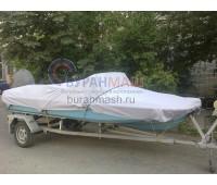 Тент транспортировочный на лодку Обь-1