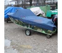 Тент транспортировочный на лодку Прогресс-4