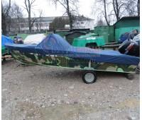 Тент транспортировочный на лодку Прогресс-2