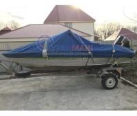 Тент транспортировочный на лодку Silver Fox 485 (Сильвер Фокс 485)