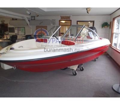 Тент ходовой и дуги на лодку Bayliner 160 (Байлайнер 160)
