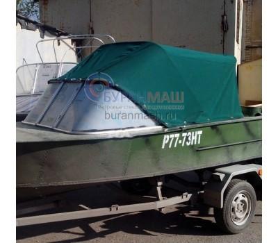 Тент ходовой и дуги на лодку МКМ (Ярославка)