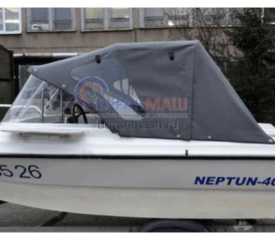 Тент ходовой и дуги на лодку Нептун 400