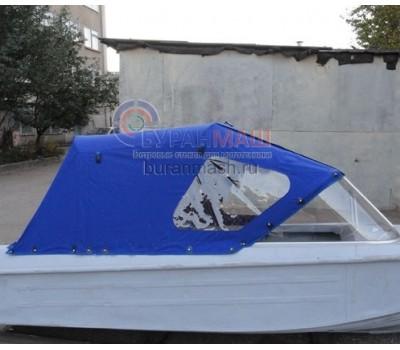 Тент ходовой и дуги на лодку Ока 4