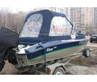 Тент ходовой и дуги на лодку Silver Fox 485 (Сильвер Фокс 485)