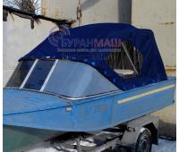 Тент ходовой и дуги на лодку Воронеж