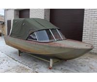 Тент ходовой и дуги на лодку Южанка 2 Элит
