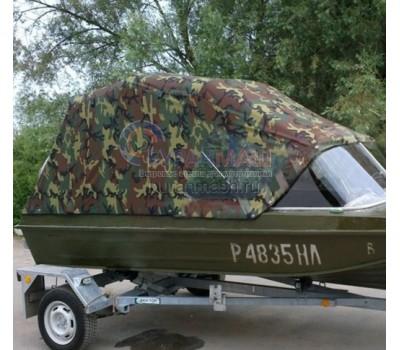 Тент ходовой и дуги на лодку Казанка-5